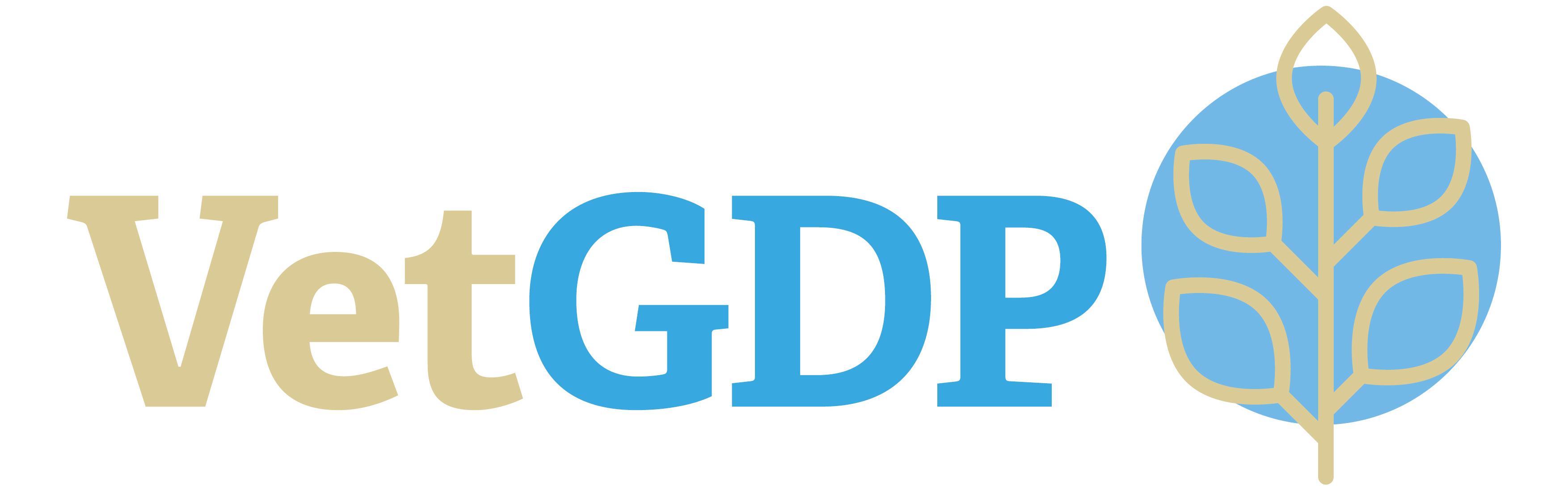 VetGDP logo
